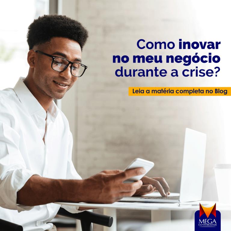 Como inovar no meu negócio na crise?
